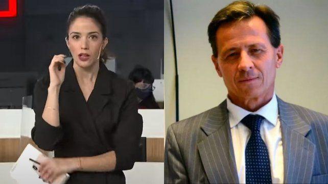 Las redes sociales repudiaron a un fiscal que maltrató en vivo a una periodista