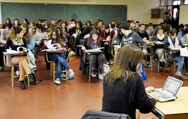 De excelencia. Alumnos extranjeros admiten que muchos textos con los que se estudia en sus países son autoría de profesores rosarinos.