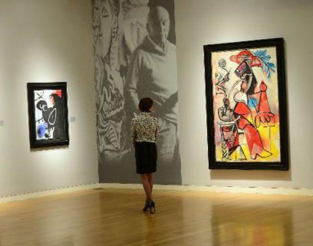 Maestros. Obras de Chagall (I)