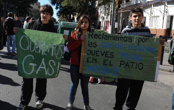 Ex alumnos del Instituto Politécnico armaron una gran movida solidaria