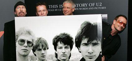 Aunque algunos pidan que Bono se jubile, hay U2 para largo rato