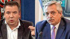 Gastón Recondo criticó al presidente por las visitas a Olivos