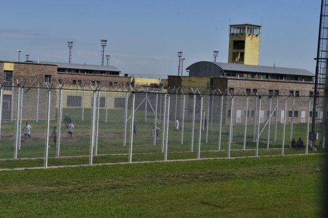 El penal de Piñero. Los presos presentaron un habeas corpus.