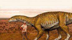 Una aplicación que se puede bajar gratis del Play Store premite conocer al Ingentia Prima, el dinosaurio sanjuanino.