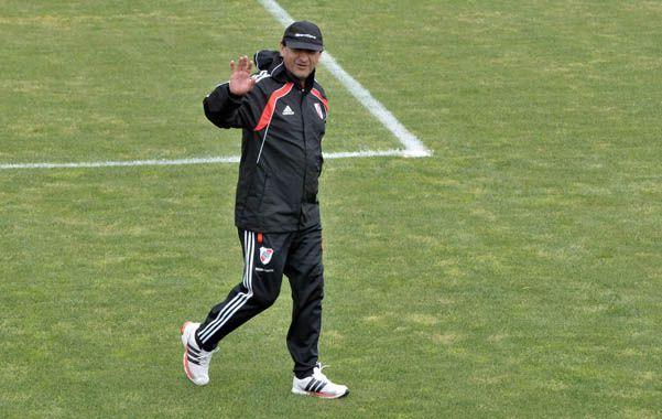 Los dejo. Ramón sorprendió con su alejamiento. Se va con el equipo campeón.