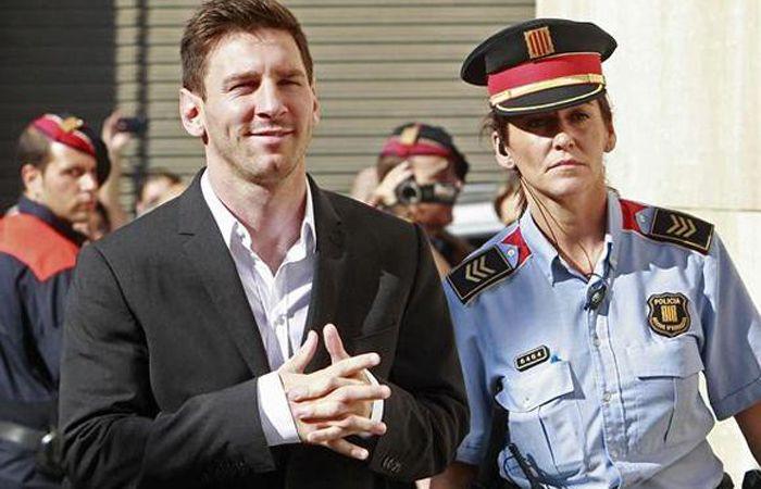 La Justicia dijo que Messi no podía ignorar que parte de sus ingresos llegaban a través de empresas ubicadas en paraísos fiscales.