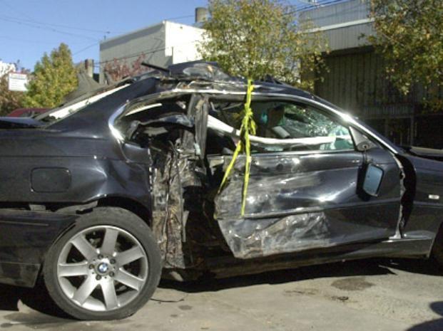 El siniestro vial se produjo en mayo de 2005 cuando Cappozuca conducía un BMW con alcohol en sangre.