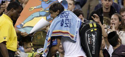 Abierto de EEUU: Nadal venció a Fish y llegó por primera vez a semifinales