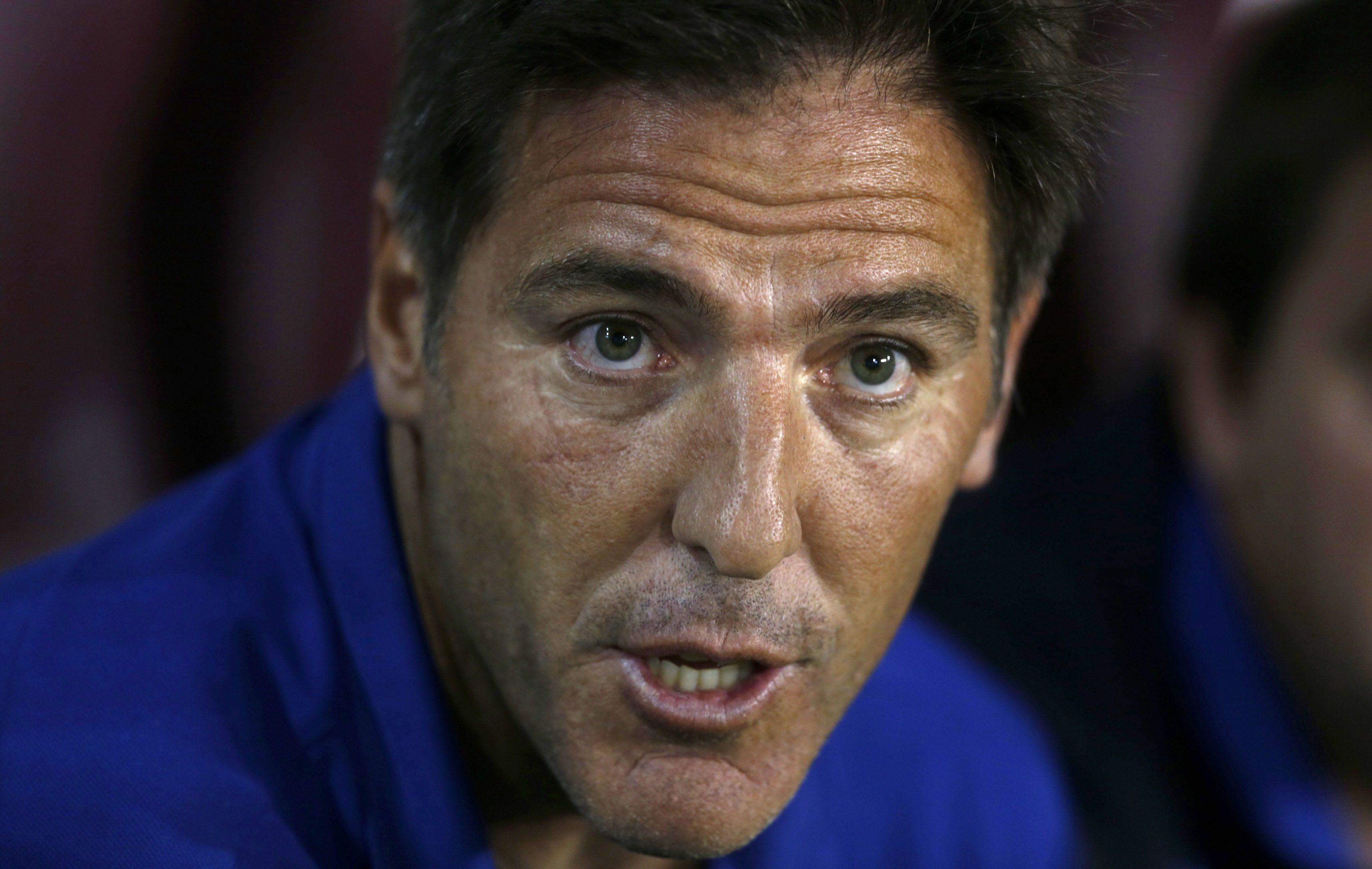 La comunidad futbolera mundial le expresó su apoyo al técnico del equipo español.