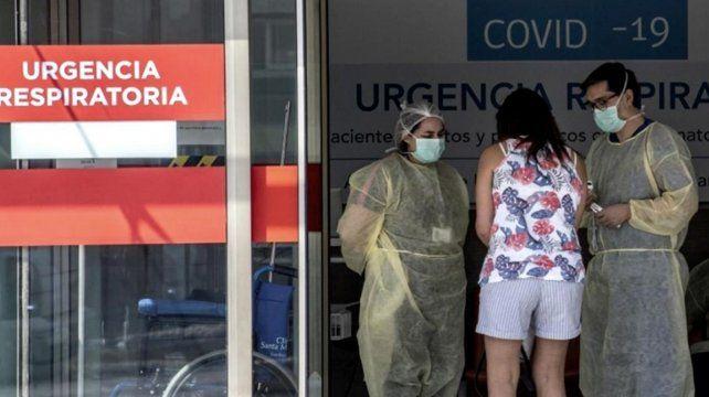 Chile volvió a batir su récord de nuevos contagios de coronavirus
