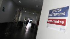 El área Covid en los hospitales es un espacio clave, ahí los médicos se esfuerzan por sacar adelante a los contagios más severos.
