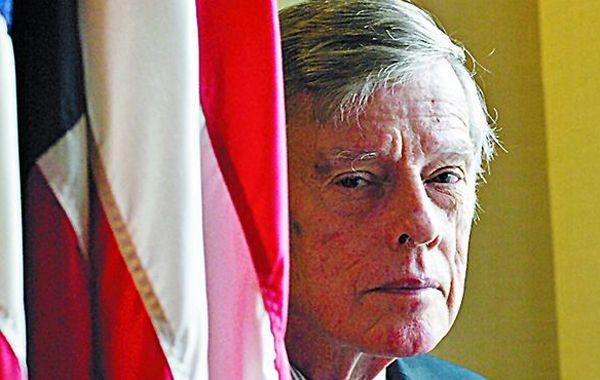 El juez federal Thomas Griesa.