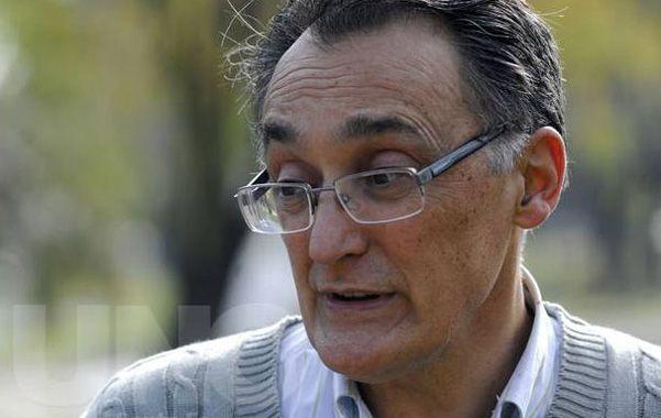 El autor. Serrano espera que su estudio sirva para que se tomen medidas.