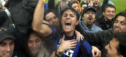 Ahora sí, Inter celebra el scudetto