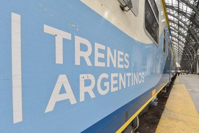 Trenes Argentinos confirmó que