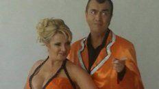 Sandra Harford y Omar Capacci.