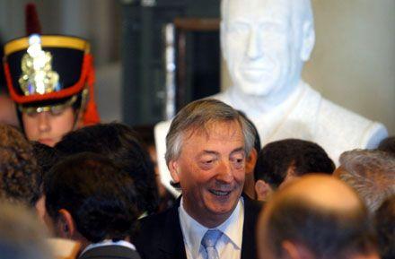 Kirchner apunta a Carrió: A las infamias no respondo, ella fracasó en todo