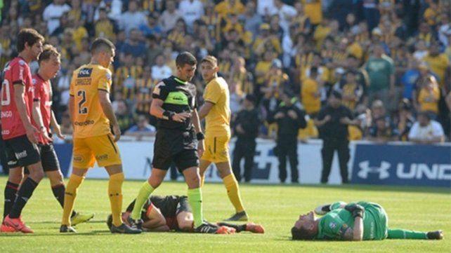 La polémica por la elección tiene Andrés Merlos lo único que hizo fue estropear más la fiesta futbolística por excelencia que Rosario.