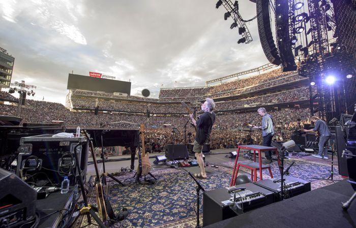 La mitad de las entradas del próximo concierto de Grateful Dead serán gratuitas