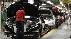 La producción del sector automotriz alcanzó las 257.187 unidades en 2020.