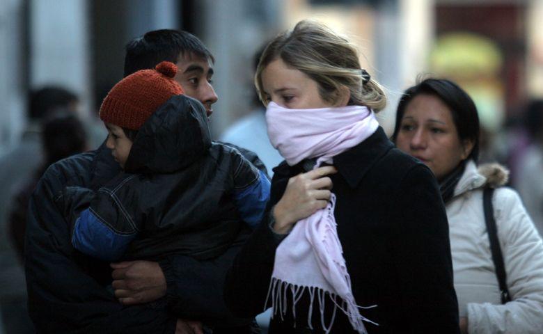 Rosario sufre la temperatura más baja de la historia en mayo