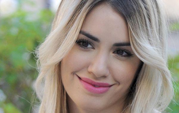 La actriz y cantante llega a Rosario para presentar su primer álbum solista