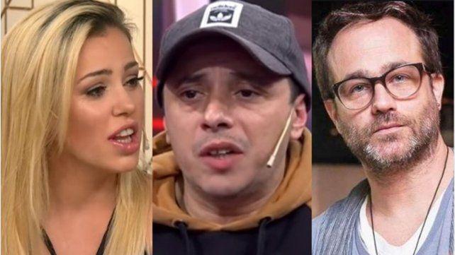 Enojo. El Dipy arremetió contra su ex Mariana Diarco y criticó con dureza a Gastón Pauls.