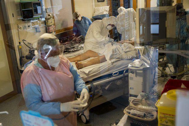 Coronavirus: Rosario informó 600 casos nuevos de los 1.711 que notificó la provincia de Santa Fe