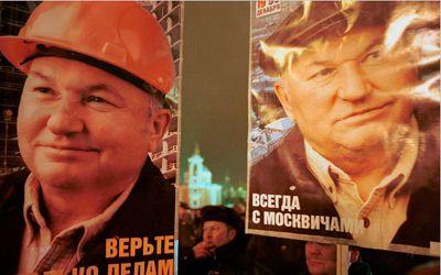 Gays rusos llevarán a la corte al alcalde de Moscú por llamarlos maricas