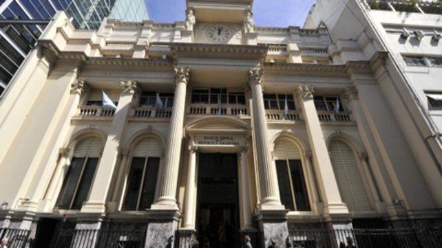 En abril la deuda del Banco Central
