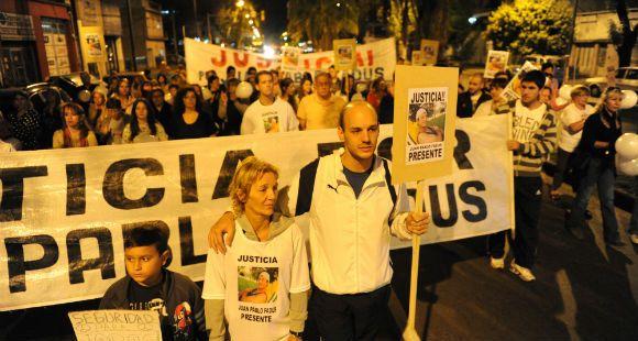 Giuliano: Necesitamos que la policía esté del lado de los buenos y no a la inversa