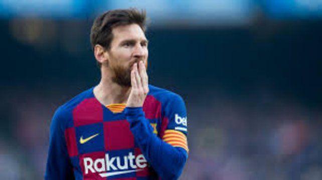 Messi: La desigualdad es uno de los grandes problemas de nuestra sociedad
