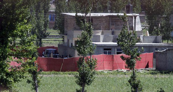 Cómo era la lujosa mansión donde estaba recluido Osama Bin Laden
