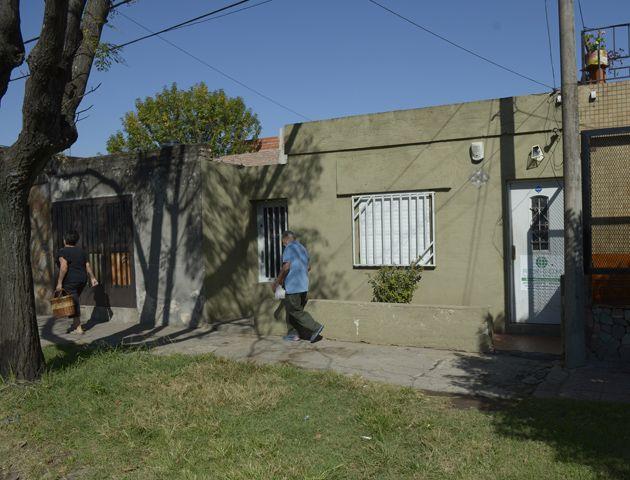 Dos ladrones quisieron robar en la casa de un policía en Matienzo y Saavedra. (Foto:E. Rodriguez)