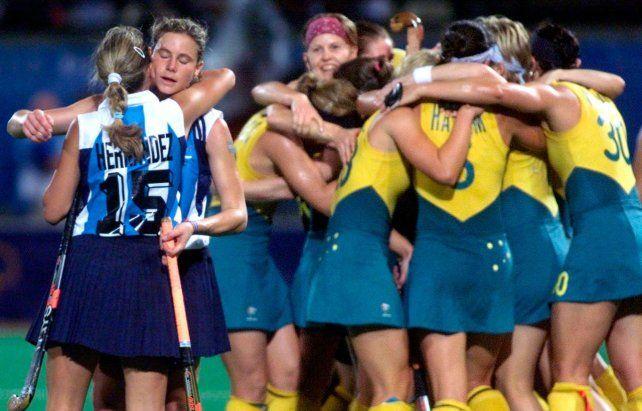 El equipo argentino llegó a la final con la garra a flor de piel. Venció Australia