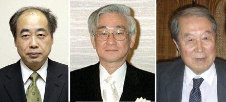 Física: Nobel para un estadounidense y dos japoneses por estudios de partículas