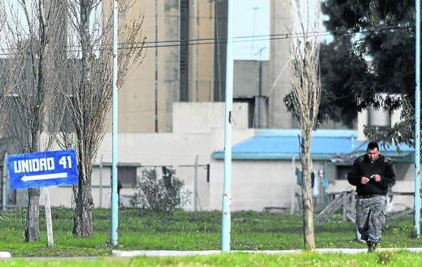 Prision. La prisión de Campana desde donde operaban Alvarado y los suyos.