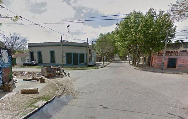 La víctima fue atacada por dos sujetos armados en la zona de Berutti y Cochabamba.