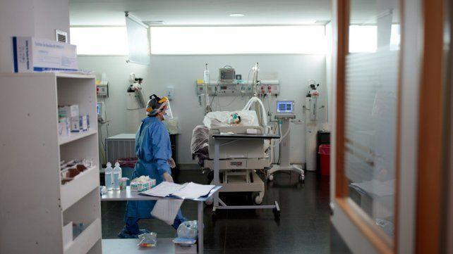 Rosario acumula 113 fallecimientos por Covid-19 en lo que va de septiembre