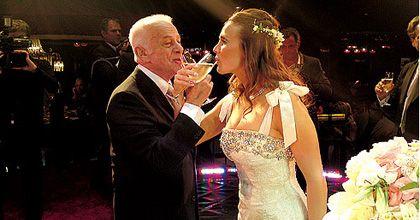 La gran boda de Gerardo Sofovich congregó a numerosos famosos