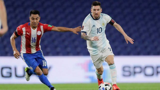 Argentina y Leo Messi marchan segundos en las Eliminatorias