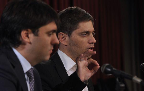 Moratoria. Bossio y Kicillof presentaron los detalles del proyecto que el Ejecutivo presentará al Congreso.