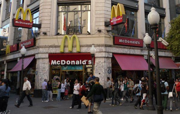 La empresa de comidas rápidas denunciada espera los permisos para hacer las obras