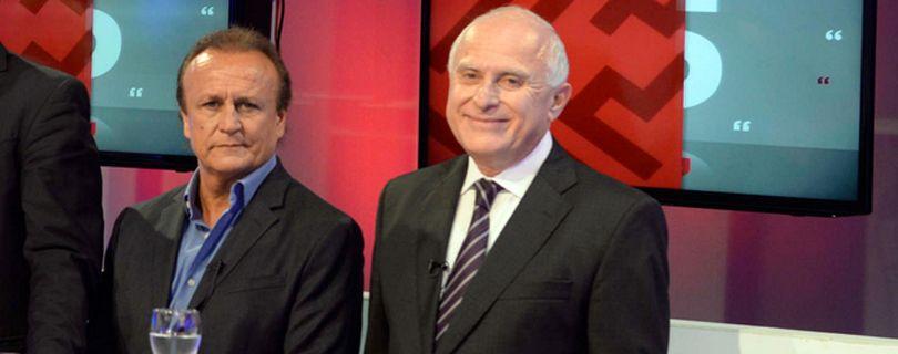 Lifschitz: El rosarino define el domingo si el gobernador es Miguel Del Sel o yo