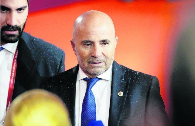 Sampaoli fue sobreseído de una causa en Chile
