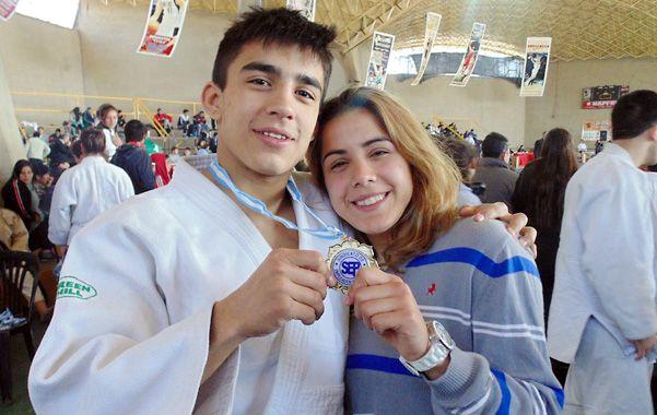 Agustina y Facundo De Lucía se subieron al podio en el Sudamericano juvenil Sub 18 y Sub 21 de Santa Cruz de la Sierra.