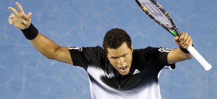 El francés Tsonga fulminó a Nadal y es finalista