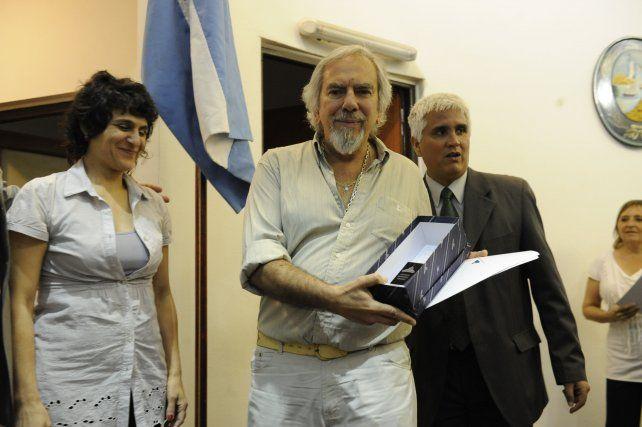 Manuel fue declarado artista distinguido de Rosario en diciembre de 2010 por el Concejo Municipal.