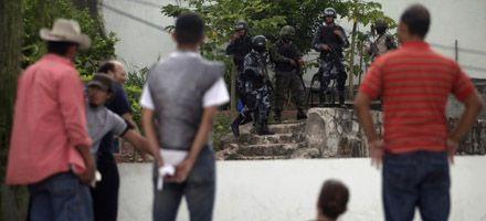 Se profundiza la crisis política en Honduras y continúan las protestas