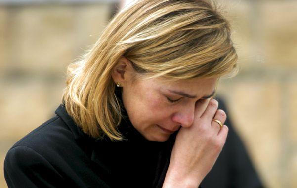 Malos tiempos. La apertura del juicio oral contra Cristina de Borbón y 17 personas más comenzará en seis meses.